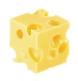 Pedazo de queso Fotos de archivo