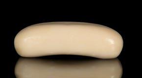 Pedazo del jabón de retrete beige fotos de archivo libres de regalías