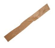 Pedazo del palillo de la cinta adhesiva Fotografía de archivo libre de regalías