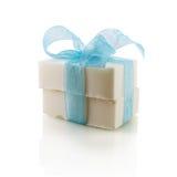 Pedazos de jabón Imagen de archivo libre de regalías
