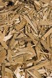 Pedazos de madera Imagen de archivo