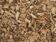 Pedazos de madera Fotos de archivo