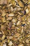 Pedazos de madera para los fondos imagen de archivo libre de regalías