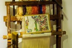 Pedazos turcos antiguos en museo Fotos de archivo libres de regalías