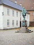 Peder Griffenfeld statue, Copenhagen Stock Photography