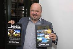 PEDER HORNSHOH _DIRECTOR BRAVO TOURS Royalty Free Stock Images