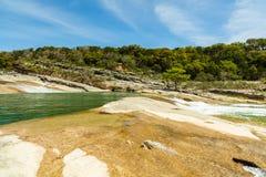 Pedernales Falls Texas Royalty Free Stock Images