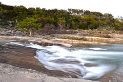 Pedernales Falls Upper stock photos