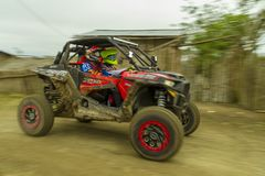 Baja Pedernales car race stock photography