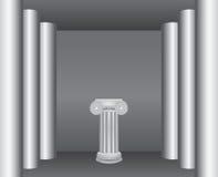 Pedestal Stock Image