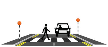 Pedestrian Stock Images
