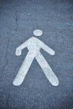 Pedestrian Stock Image