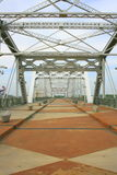 Pedestrian Bridge Stock Photography