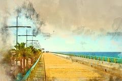 Free Pedestrian Bridge Pier Stock Photo - 108524190