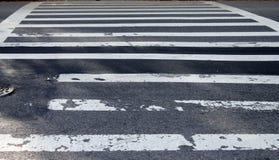 Pedestrian crossing Stock Photography