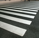 Pedestrian crossing Stock Image