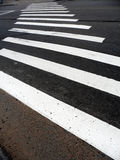 Pedestrian crossing, crosswalk Royalty Free Stock Image