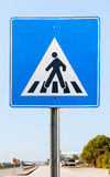 Pedestrian Crossing Stock Photography