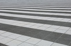 Pedestrian crosswalk. Large pedestrian crosswalk, especially for use as background Stock Photography