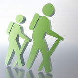Pedestrian Royalty Free Stock Images