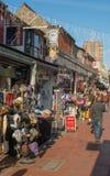 The Lanes, Brighton, England Royalty Free Stock Photography