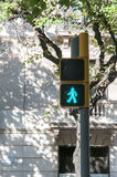 Pedestrian traffic Royalty Free Stock Images