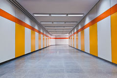 Pedestrian Underpass Royalty Free Stock Images