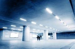 Pedestrian underpass Stock Image
