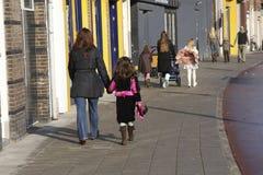 pedestrians Royalty Free Stock Image