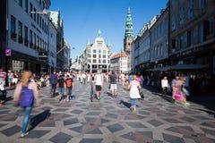 pedestrians imagens de stock royalty free