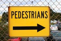 pedestrians imagem de stock