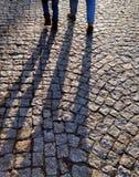 pedestrians fotografia de stock