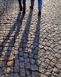Pedestrians Stock Photography