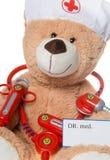 pediatra Imagen de archivo libre de regalías