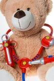 pediatra Immagini Stock