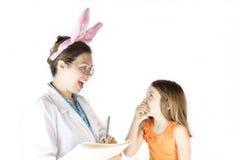 Pediatra balerony Ja Up zdjęcie stock
