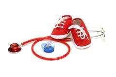 Pediatria Fotos de Stock Royalty Free