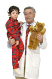 Pediatrician Stock Images