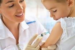 pediatrician Imagens de Stock Royalty Free