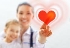 Pediatrician Stock Photography