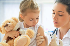 Pediatrician Royalty Free Stock Photography