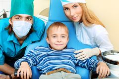 Pediatrics Royalty Free Stock Photography