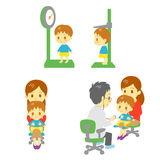Pediatrics department Stock Photography