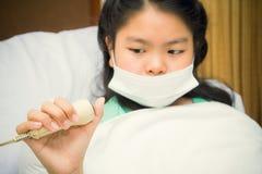 Pediatriska patienter Arkivbild