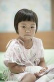 Pediatriska patienter Arkivfoto