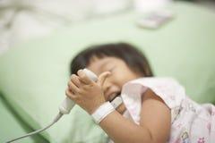 Pediatriska patienter Royaltyfri Foto