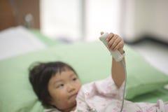 Pediatriska patienter Royaltyfria Foton