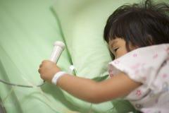 Pediatriska patienter Arkivfoton