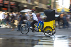 Pedicab Royalty Free Stock Photos
