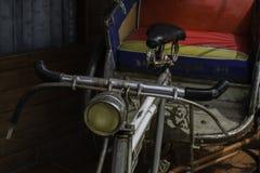 pedicab 免版税库存照片